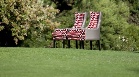 5chairs5choices waiting for you to be discovered at Cascade Country Manor retreats