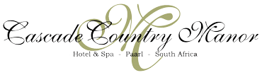 Cascade Country Manor I Boutique Hotel Accommodation in Paarl